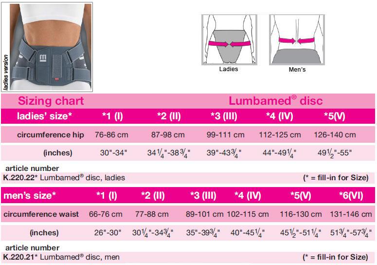 lumbamed-disc-sizechart